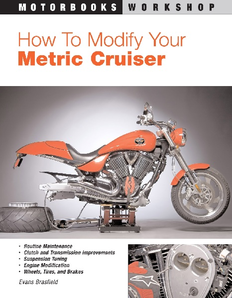 How to Modify Your Metric Cruiser Book Cover Image